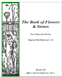 Book of Flowers and Stones